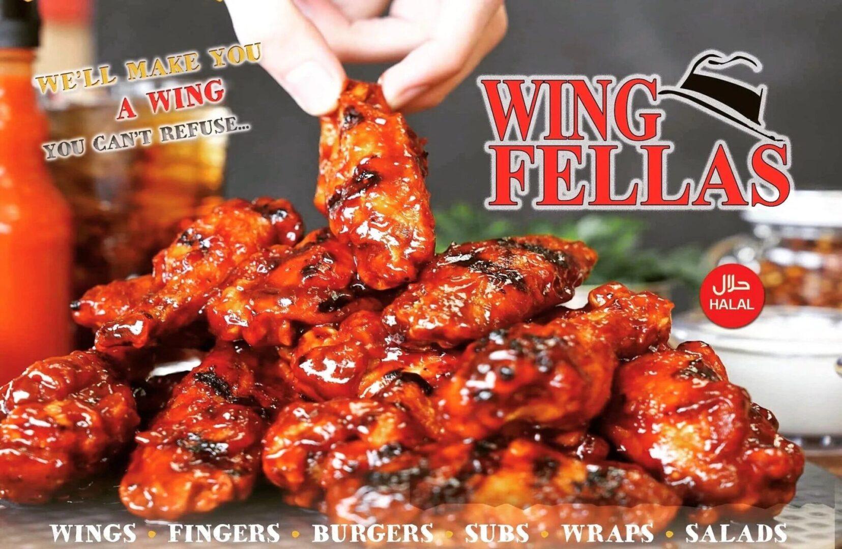 Wings Fellas